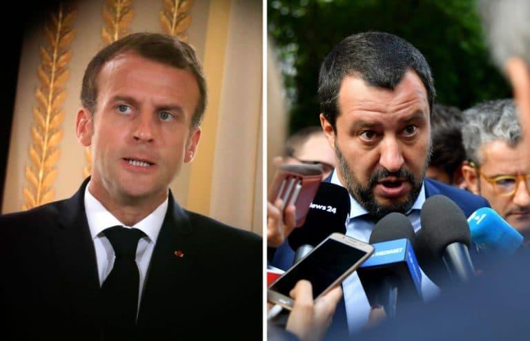 """Ponte Morandi, Macron umilia Salvini: """"Crolla un ponte e loro…"""