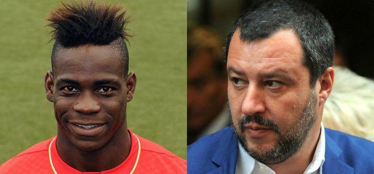 """Balotelli offende Salvini per i migranti, poi il gesto contro i disabili: """"Con la Ferrari ha…"""