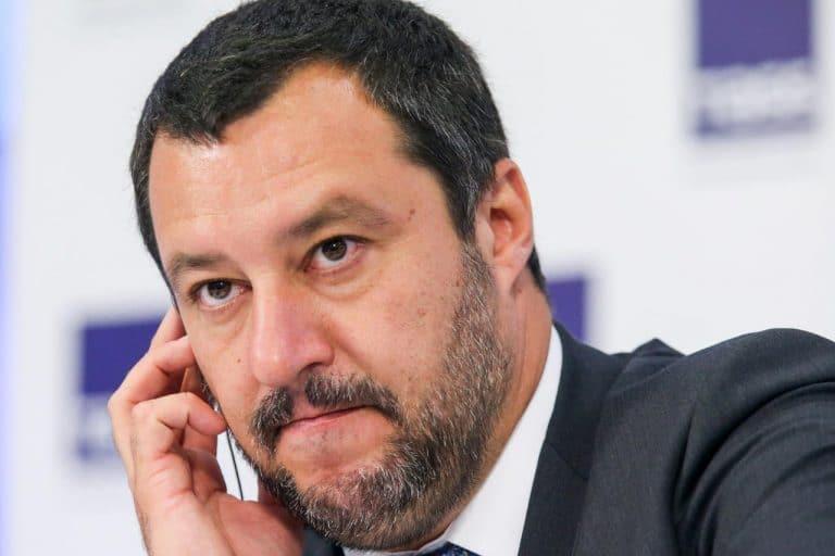 Acciuffati i ladri che derubarono la casa di Salvini: ecco chi sono