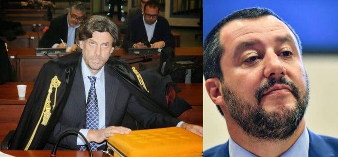 il procuratore anti-salvini, luigi patronaggio, denunciato per attentato ai diritti politici