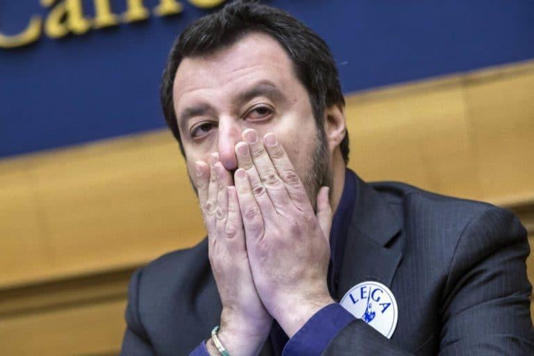 Deputato leghista minaccia i magistrati: 'Toccate Salvini e noi vi veniamo a prendere…'
