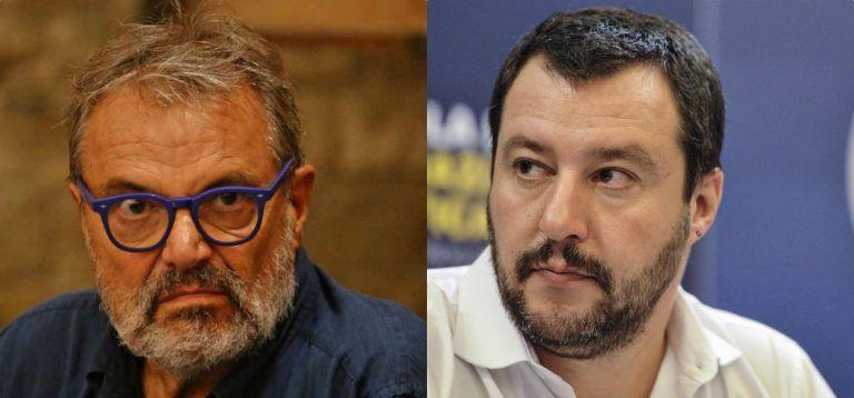 """""""Salvini? Un ritardato, una me*da che…"""": Il fotografo di Benetton e gli insulti al Ministro"""