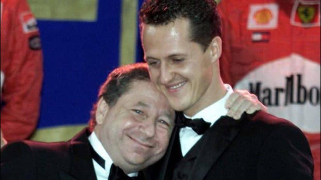 Schumacher, Todt chiede rispetto:
