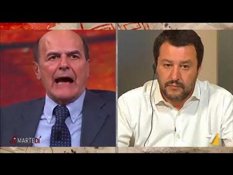 Pier Luigi Bersani si scaglia contro Matteo Salvini: 'Lui istiga aggressioni e…'