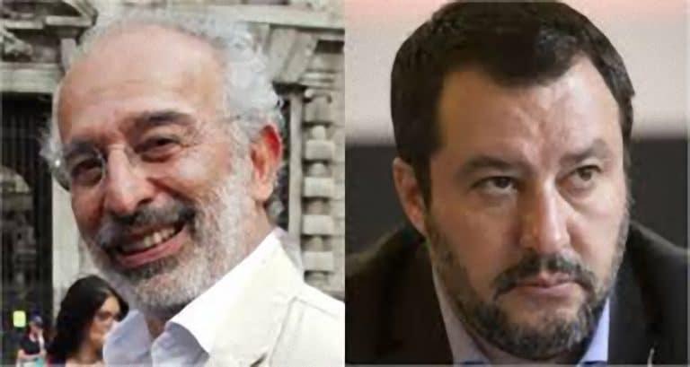 L'odio di Gad Lerner verso Salvini: 'Indovinate un po' cosa ha fatto Matteo…?'