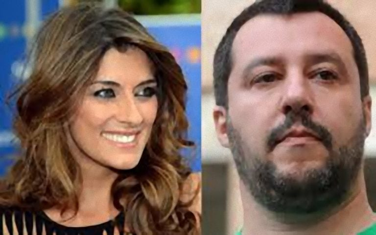 Brutta tegola per Elisa Isoardi: ecco cosa è successo alla compagna di Matteo Salvini