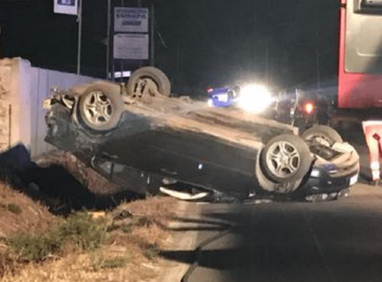Incredibile incidente stradale, muore bimba di 8 mesi, il padre guidava ubriaco e senza patente