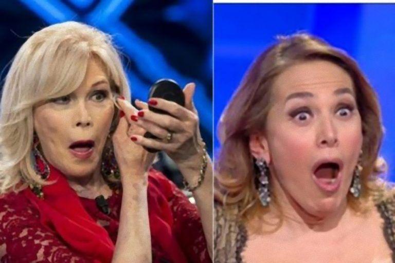 Amanda Lear e le parole choc contro Barbara D'Urso: 'Non li guardo, mi fanno schifo e…'