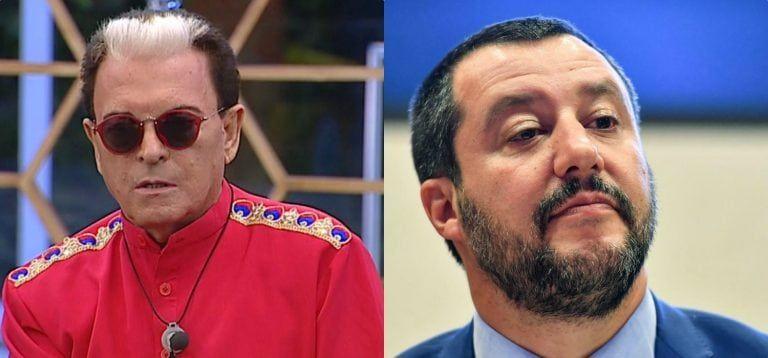 """Malgioglio contro Salvini sulla questione migranti: """"Quelli sono disperati, bisognerebbe…"""""""