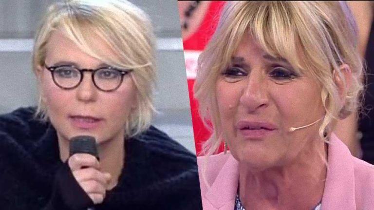 Uomini e Donne, l'ultimatum di Gemma Galgani a Maria De Filippi: 'Devi scegliere o me o lui'