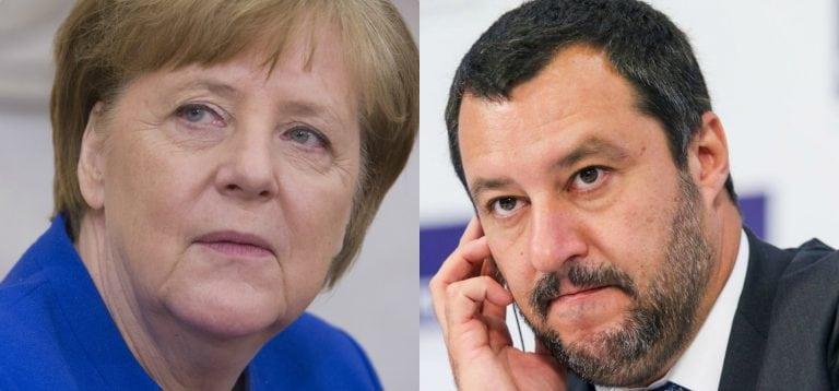 """Lo sfregio di Angela Merkel a Salvini: """"Con quel Governo sovranista in Italia io non…"""""""