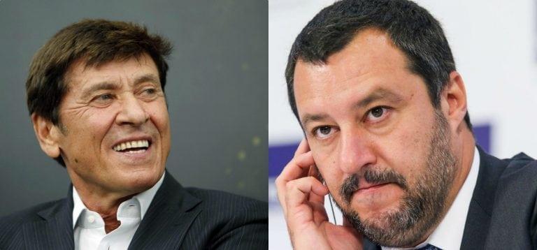 """Gianni Morandi offende Matteo Salvini, il commento choc: """"Ha un handicap…"""""""
