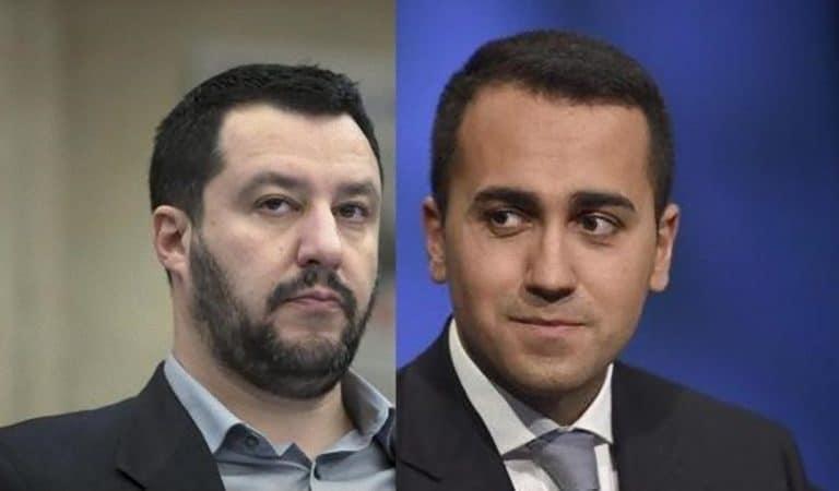 Quanto guadagnano Matteo Salvini e Luigi Di Maio? Ecco le cifre