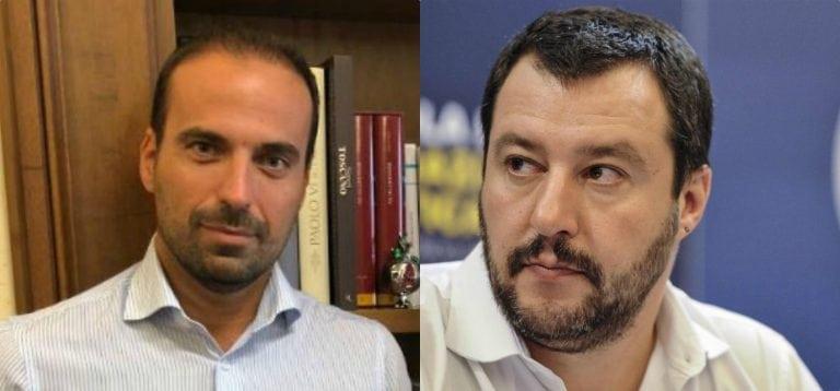 """""""Teste di ca*zo…"""": Marattin del PD sciacalla sulla tragedia del ponte e accusa Salvini"""