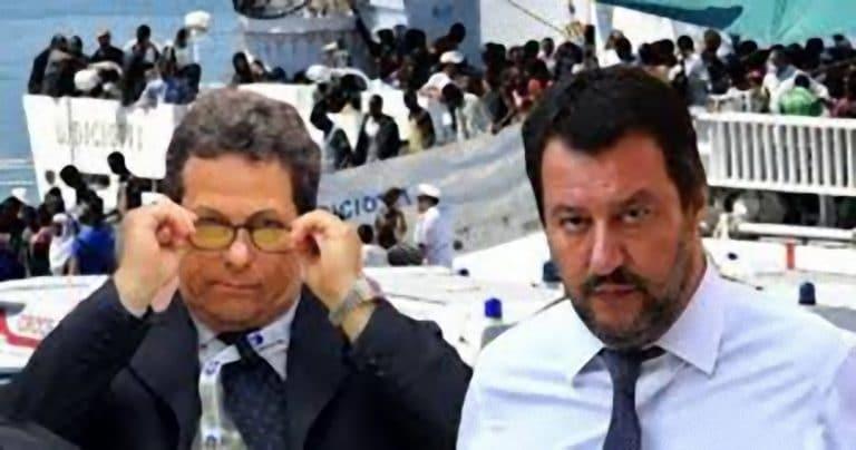 Gianfranco Miccichè contro Salvini: 'Non sei razzista, sei solo uno stro*zo che..'
