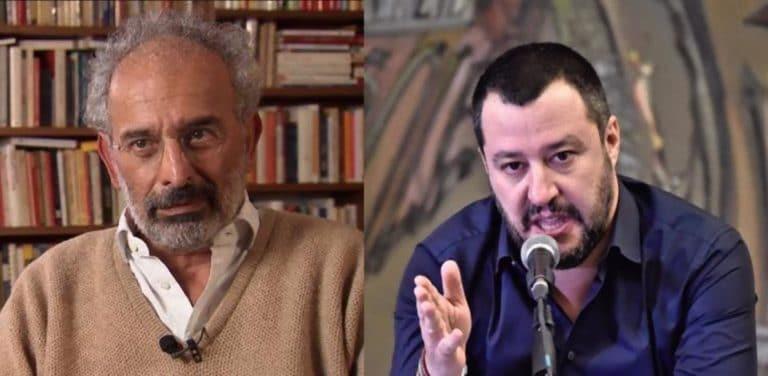 Scoppia la guerriglia in Libia: Gad Lerner furioso con Salvini. Il popolo del web lo massacra