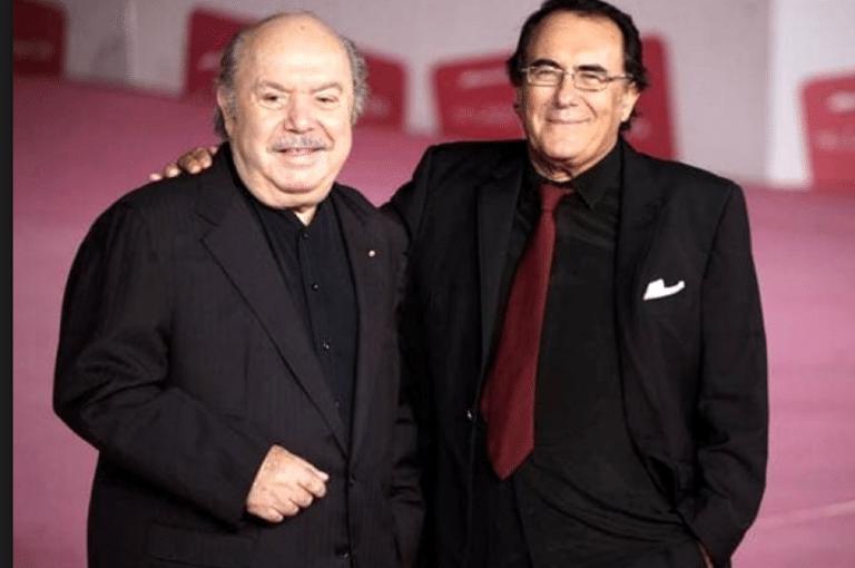 Albano e Lino Banfi, la coppia pugliese della fiction: hanno ricevuto l'offerta della Publispei