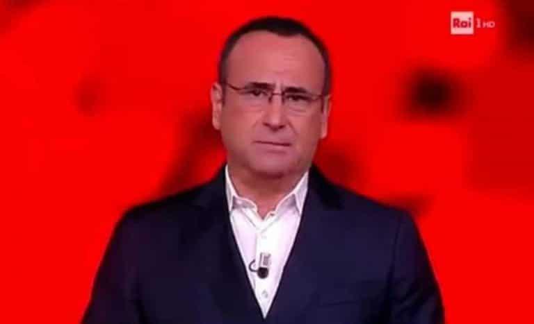 Carlo Conti non lavorerà più in Tv, ecco a cosa si dedicherà