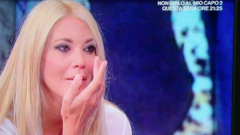 Eleonora Daniele rompe il silenzio: 'Vorrei un figlio ma non…