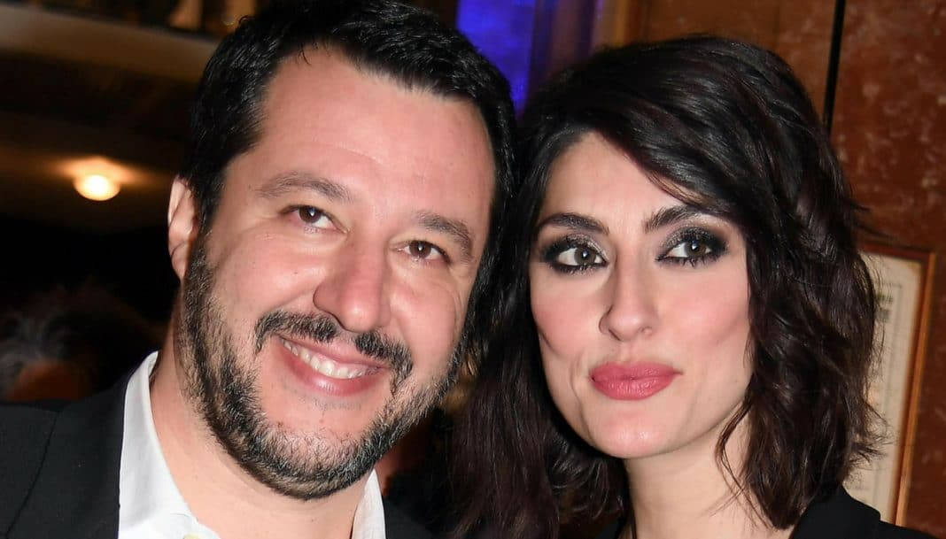 Matteo Salvini risponde ad Elisa Isoardi: la frecciatina su Facebook