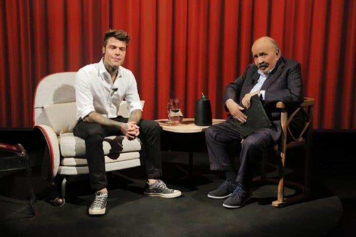 Fedez e Maurizio Costanzo