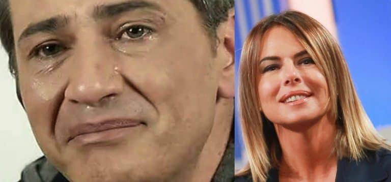 """Crespi choc: """"Paola Perego ha tradito il marito con me e adesso in TV non mi…"""