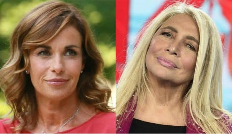 """""""Non sono la Madonna. Io quella roba…"""": Cristina Parodi umilia Mara Venier"""