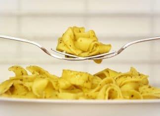 Pasta carboidrati