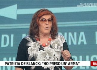 Patrizia De Blanck