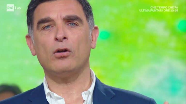 Tiberio Timperi perde le staffe a La Vita in diretta, Francesca Fialdini senza parole: ecco cosa è successo