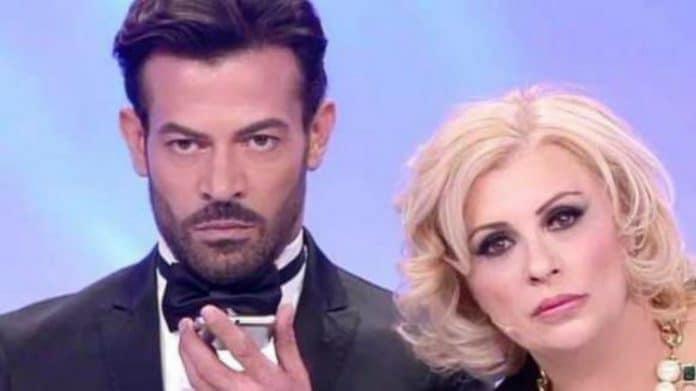 Tina Cipollari Gianni Sperti