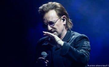 U2 Bono Vox