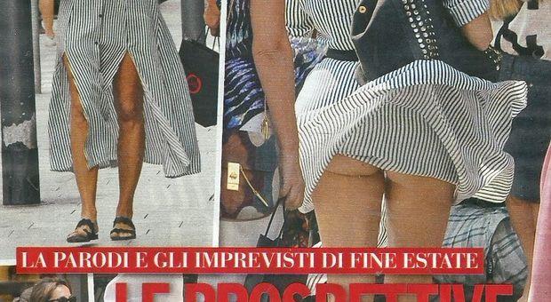 Delirium better, Benedetta parodi nude congratulate, seems