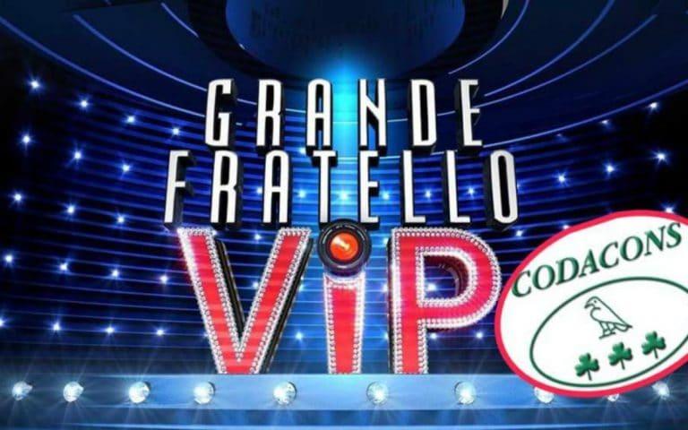 """GF Vip: Codacons fa un esposto contro un concorrente: """"Non deve entrare perchè…"""