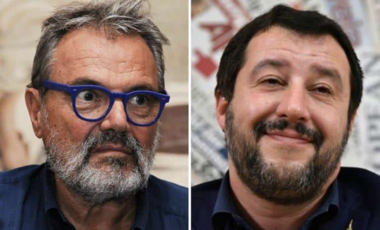 Oliviero Toscani e il delirio su Salvini: 'E' puzzolente come una scorreggia e…'