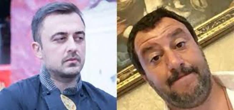 Chef Rubio e l'affondo a Salvini: 'Disonorevole sei un parassita, spalmate stocaz*o che…'