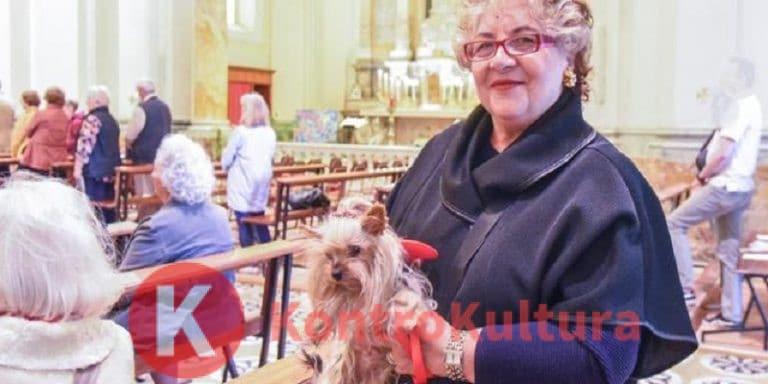 Cherie: la storia della cagnolina che ha salvato la vita all'anziana padrona