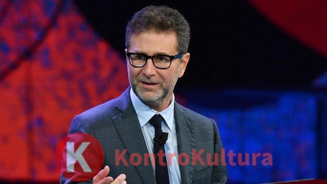 La Lega censura Fazio che vuole invitare Mimmo Lucano in Tv