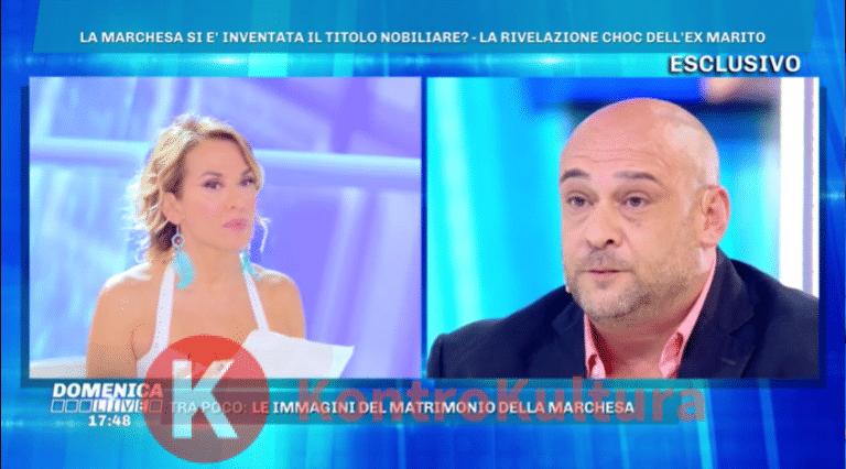 Daniela Del Secco è nobile oppure no? Le dichiarazioni shock del secondo marito