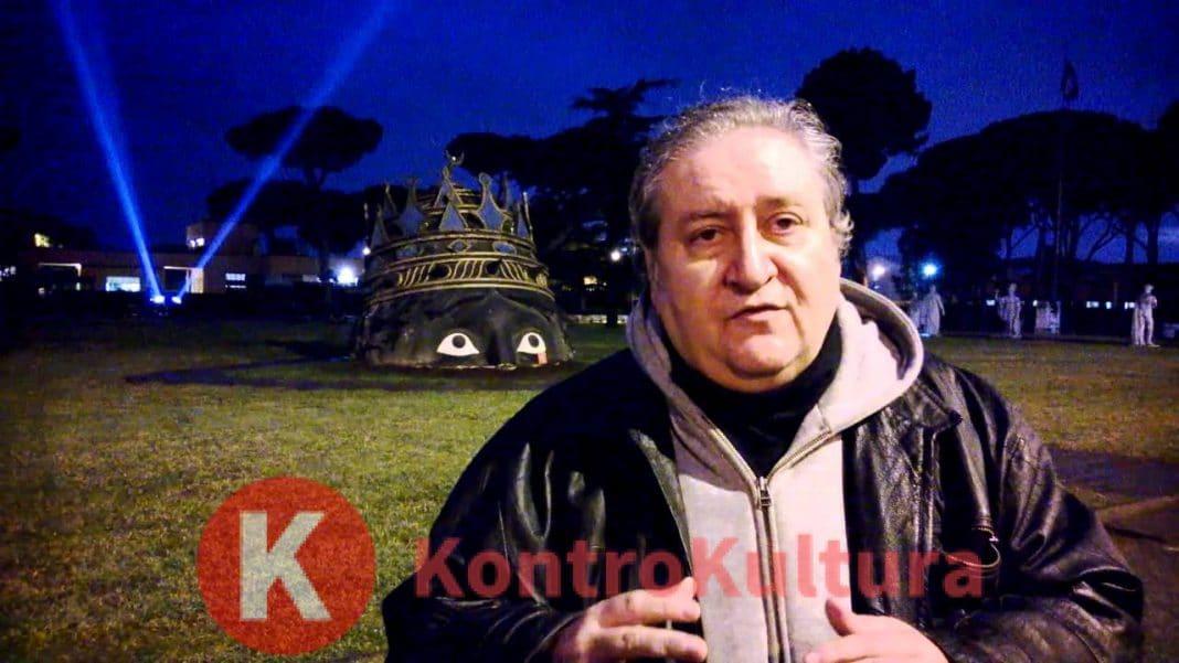 Vincenzo Mollica giornalista del Tg 1 malato gravemente