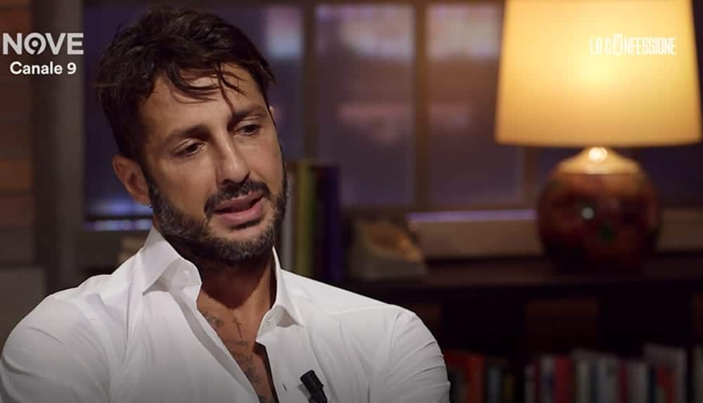 Fabrizio Corona choc: