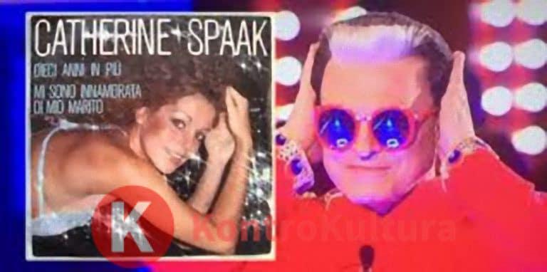 'Cristiano Malgioglio ha plagiato una mia canzone': Catherine Spaak furiosa (Video)