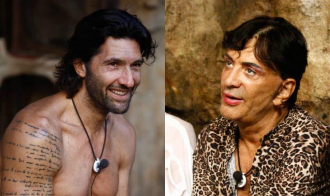 Cecilia Rodriguez reagisce alle lacrime di Francesco Monte al GF Vip