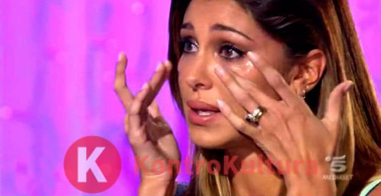 Belen Rodriguez umiliata, la showgirl ha ricevuto una brutta batosta
