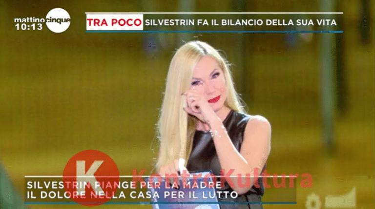 Mattino Cinque, Federica Panicucci scoppia a piangere, ecco perchè