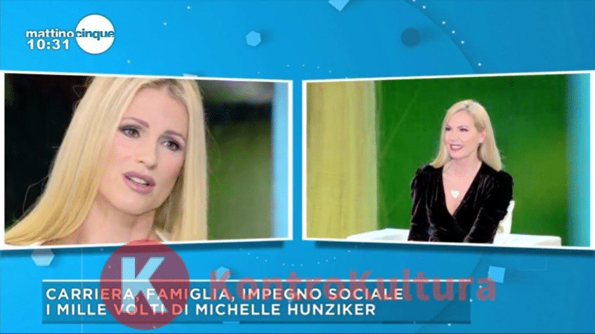 Michelle Hunziker e la sua quarta gravidanza: tutta la verità!