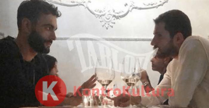 Marco Mengoni, paparazzato con un ragazzo misterioso: ecco chi è