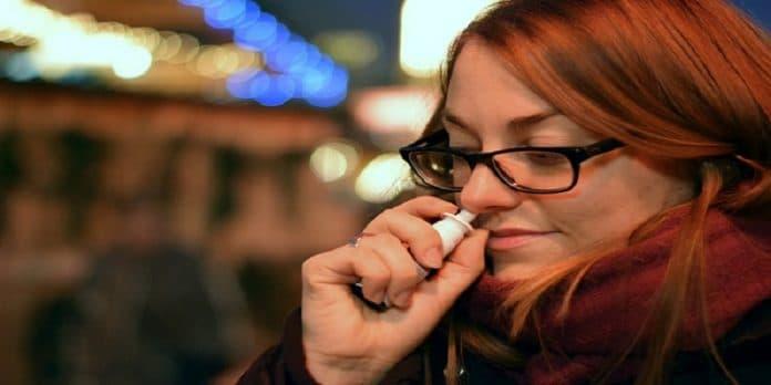 Spray nasale ritirato