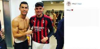 Giorgio Chiellini nudo, arrivano le scuse: 'Volevo scattarmi una foto con Cristiano Ronaldo'
