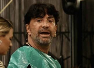Grande Fratello Vip eliminato 8 novembre:Ivan Cattaneo a rischio